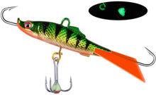 Load image into Gallery viewer, Balanced Ice Fishing Jigs Kit, Luminous Effect - GOTURE