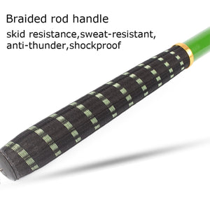 Breeze Stream Fishing Rod, Carbon Fiber, Telescopic - GOTURE