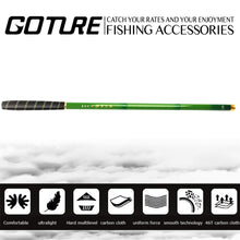 Load image into Gallery viewer, Breeze Stream Fishing Rod, Carbon Fiber, Telescopic - GOTURE