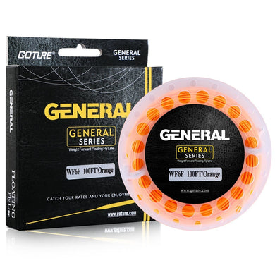 GENERAL Fly Fishing Line, 300M/100FT - GOTURE