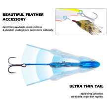 Load image into Gallery viewer, Metal VIB Hard Jigging Fishing Spoon Lures Set - GOTURE