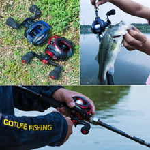 Load image into Gallery viewer, Scotta Casting Reel, Magnetic/Dual Braking, Nylon 66 - GOTURE