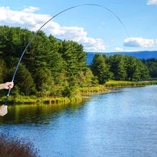 Load image into Gallery viewer, Seeker Telescopic Fishing Pole Plus Free Top 3 Segment Tip - GOTURE