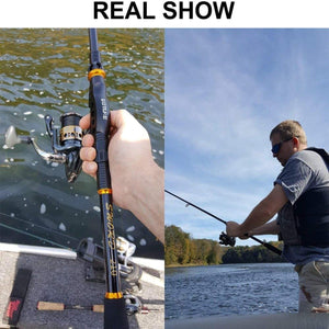 Sword Telescopic Fishing Rod - GOTURE