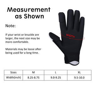 Ti-Keeper Ice Fishing Glove - GOTURE