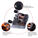 Xceed Trolling Reel Features