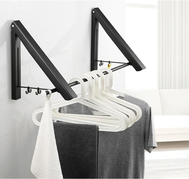 Folding Retractable Clothes Rack (🔥Special Promotion🔥)