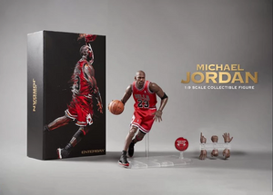 50%OFF-New Year Sale-3d Model Of NBA Basketball Star-Free Worldwide Shipping