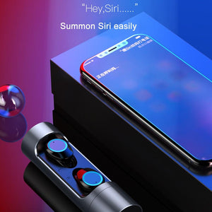 Ultralight Waterproof Wireless Bluetooth Sport Earphones [Special Offer]