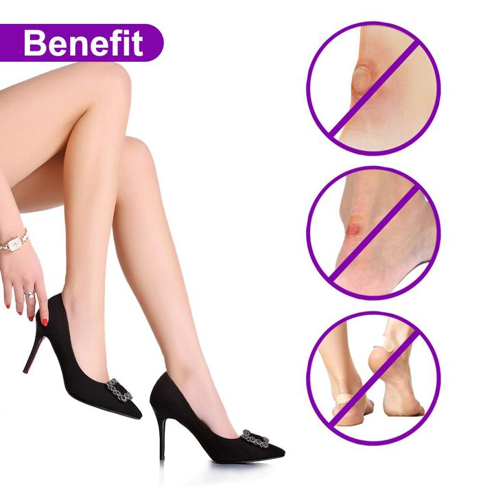Heel Cushion Pads For Women——Ball Of Foot Pain Relief Cushions