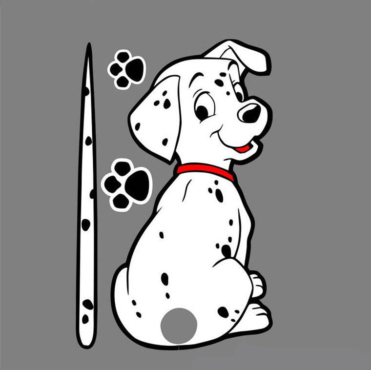 Car Rear Window Wiper Sticker Pet Tail Decal(Buy 2 get 1 FREE )