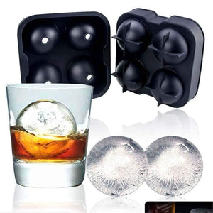 Froz Ice Sphere Ball Maker for Drink Whiskey——Buy Two Free Shipping!