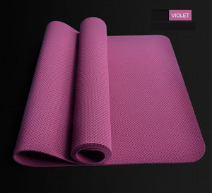 50 off - 1/2 inch extra breathable porous exercise mat