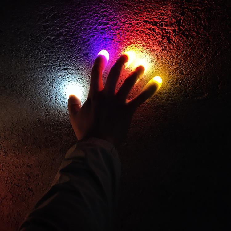 Luminous Finger Cover (1 Pair)