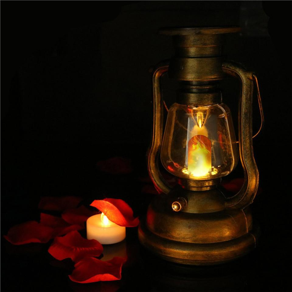 This Light Bulb Is Made To Look Like a Flickering Candle  (buy 3 shipping fee, buy 4 get 1 free)