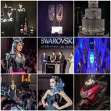 Crystocraft Swarovski 120 years anniversary