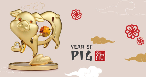 Chinese Zodiac | Crystocraft Online Shop