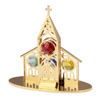 Table Deco - Church Crystal Figurine Holy Communion Gifts Standard | Crystocraft Online Shop