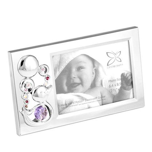 Photo Frame - Duckling 2R Picture Frame Standard | Crystocraft Online Shop