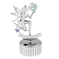 Zodiac - Zodiac Virgo Crystal Music Box Mini Standard | Crystocraft Online Shop