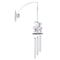 wind chime - Teddy Bear Crystal Wind Chime Chrome | Crystocraft Online Shop
