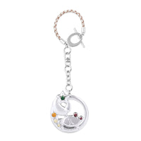 Accessory - Zodiac Cancer Crystal Bag Charm  | Crystocraft Online Shop