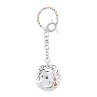 Accessory - Zodiac Leo Crystal Bag Charm  | Crystocraft Online Shop