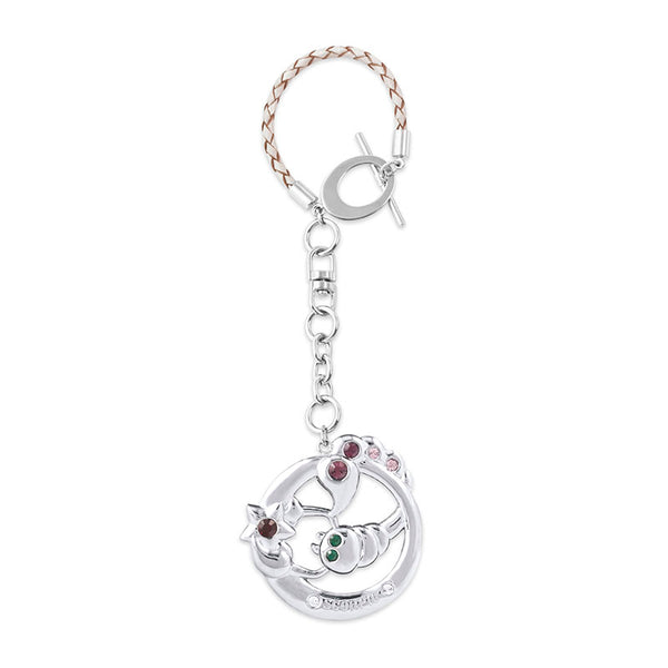 Accessory - Zodiac Scorpio Crystal Bag Charm  | Crystocraft Online Shop