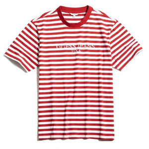 abe5cec25b Guess x Asap Rocky Stripe T Shirt – The Impossible Store