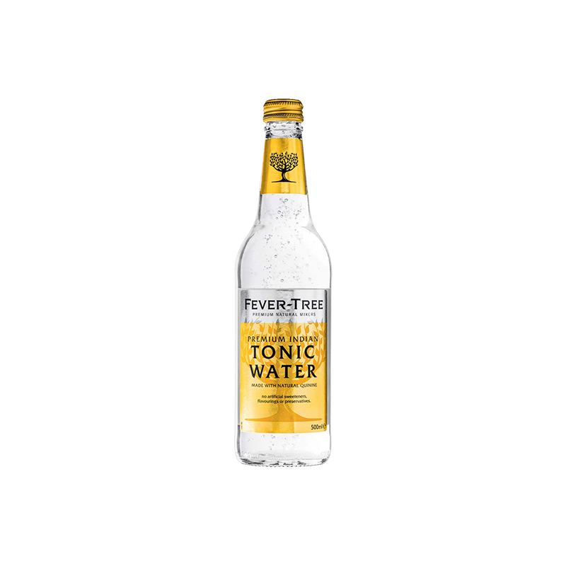 "Fever Tree Indian Tonic <br> <font size=""3"">8 x 0.5L - Glas</font>"