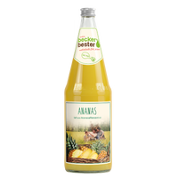 "Beckers Bester Ananas <br> <font size=""3"">6 x 1.0L - Glas</font>"