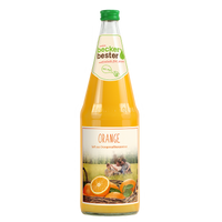 "Beckers Bester Orange <br> <font size=""3"">6 x 1.0L - Glas</font>"