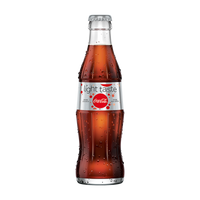 "Coca Cola light <br> <font size=""3"">24 x 0.2L - Glas</font>"