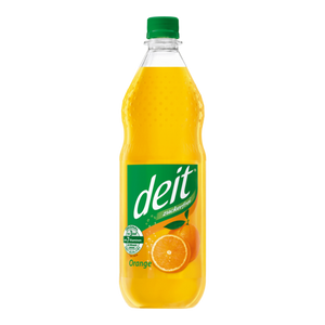 "Deit Orange Diät <br> <font size=""3"">12 x 1.0L - PET</font>"