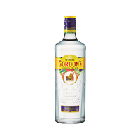 "Gordon's London Dry Gin <br> <font size=""3"">1 x 0.7L - Glas</font>"