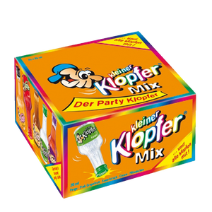 "Kleiner Klopfer Mix - Party <br> <font size=""3"">25x 20ml</font>"