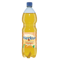 "Merkur Orange <br> <font size=""3"">12 x 1.0L - PET</font>"