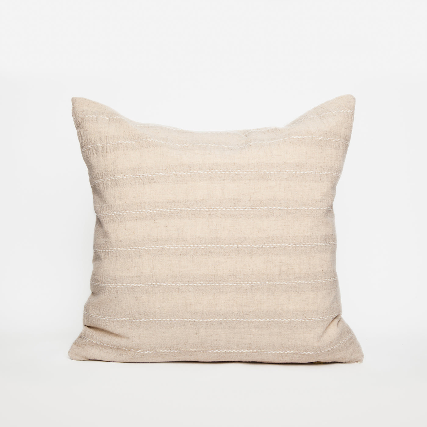 Hom & Co | Home decor pillow | coussin coton naturel chiangmai beige