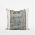 Hom & Co | coussin chanvre vintage Hmong et lin | pillow