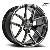 ACE ALLOY AFF02 - Black Chrome