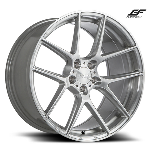 ACE ALLOY AFF01 - Gloss Mica Gray w/ Brush Face
