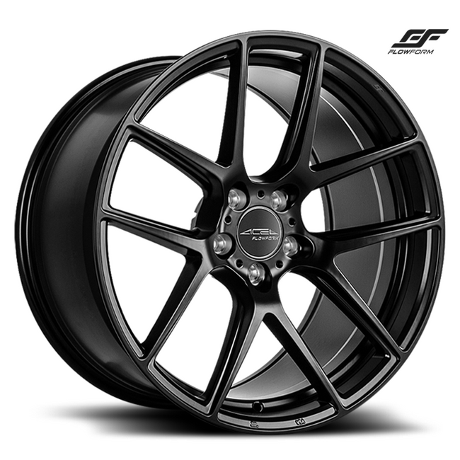 ACE ALLOY AFF02 - Matte Black