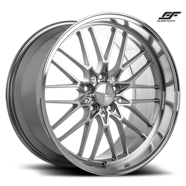 ACE ALLOY AFF04 - Liquid Silver Machine Lip