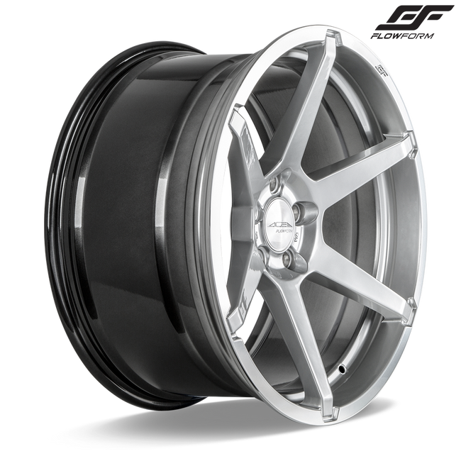 ACE ALLOY AFF06 - Liquid Silver Machined