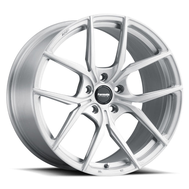 FORMULA WHEELS FORCE-300 BRUSHED GLOSS FINISH
