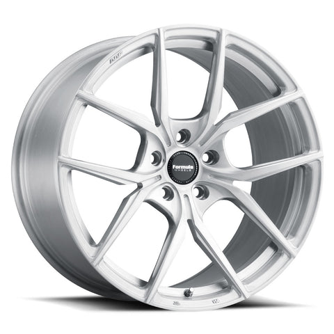 FORMULA WHEELS FORCE-200 BRUSHED GLOSS FINISH