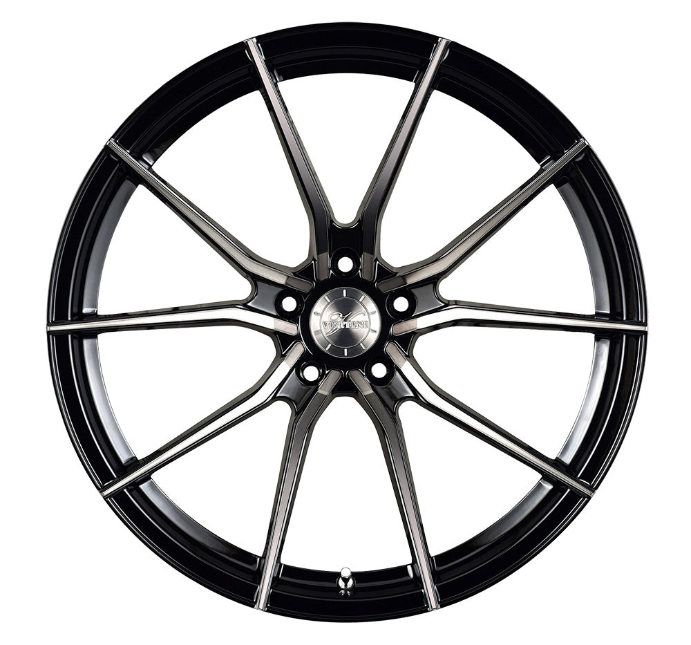 VERTINI RF1.2 - Gloss Black Tinted Face