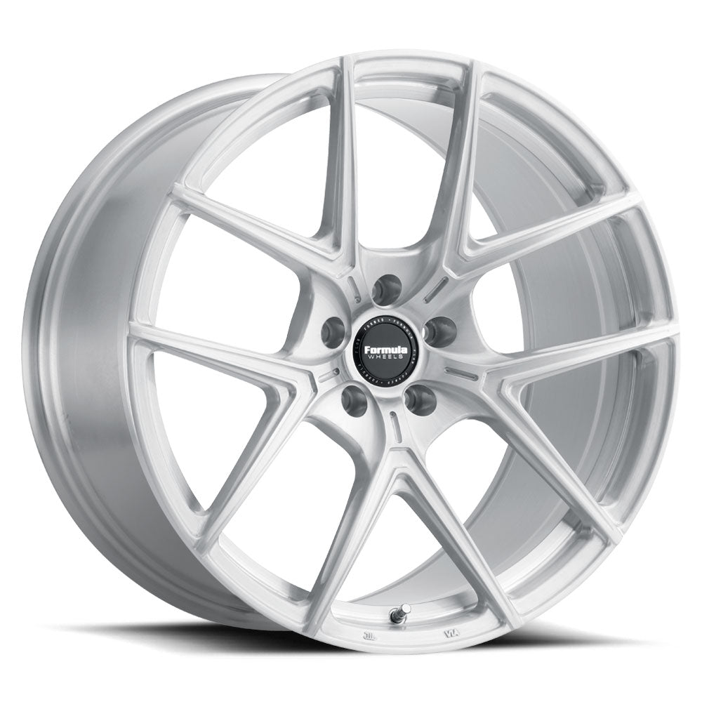 FORMULA WHEELS FORCE-100 BRUSHED GLOSS FINISH