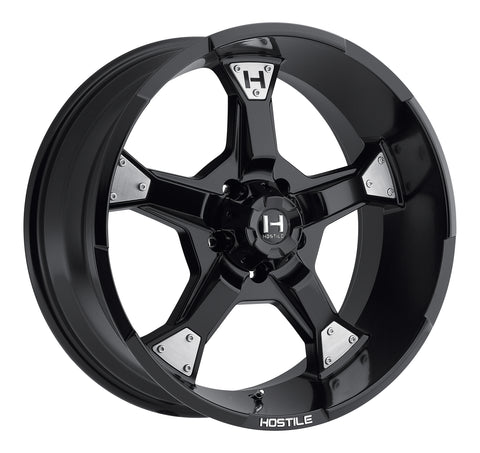 HOSTILE H108 SPROCKET (8L) - Asphalt