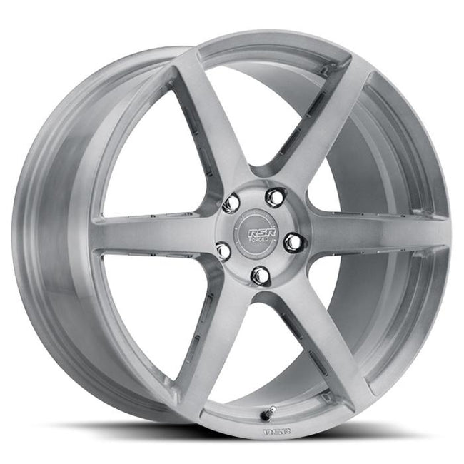 RSR Forged R901 - Brushed Titanium